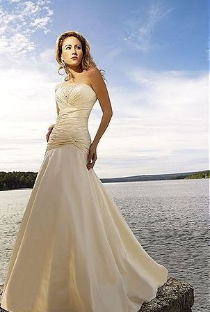 Tmx 1346646781579 Allure8604 Colorado Springs, Colorado wedding dress