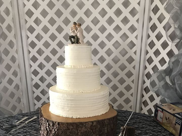 Tmx 1531896148 4a04b1d8f381d2ca 1531896146 82bcf28e9ee12668 1531896133608 8 AC84A348 B66A 4317 Butte wedding cake