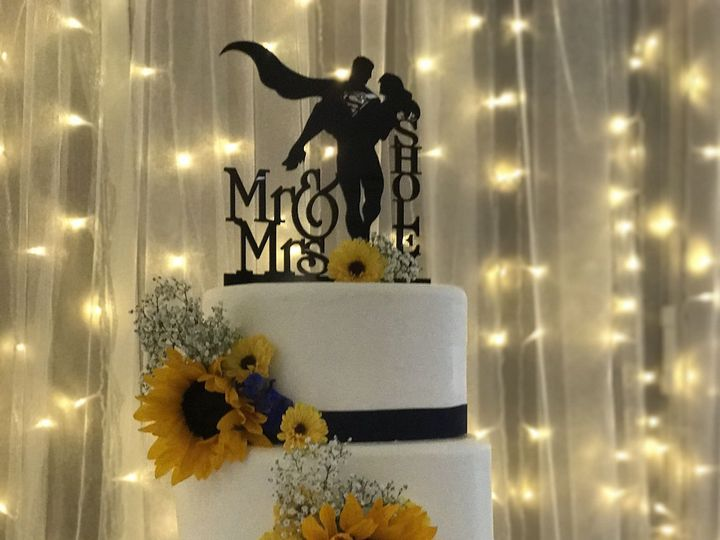 Tmx 1531896148 5fb977348fde8702 1531896145 Ad6591b0ecec1662 1531896133606 3 AC9A7D24 ADA8 4040 Butte wedding cake