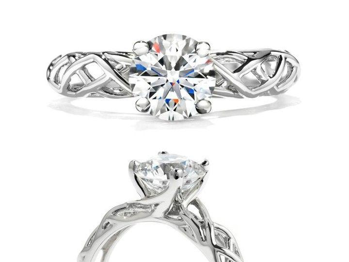 Tmx 1372275407634 Caged Semi Woodbridge wedding jewelry