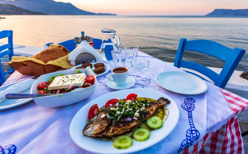 Greek Culinary Delights