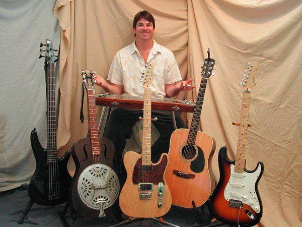 Lee Johnson, guitarist