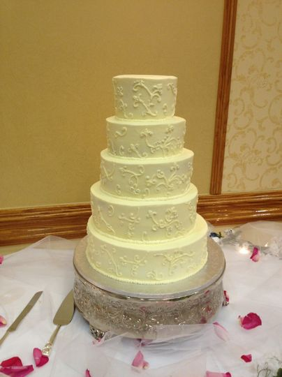 Savannah Rum Runners Bakery and Cafe - Wedding Cake - Savannah, GA ...