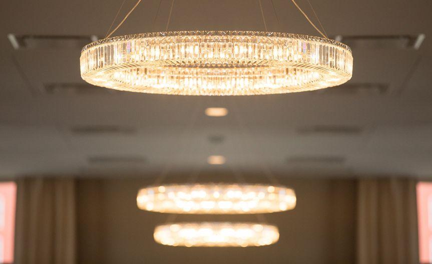 Ceiling interior lighting