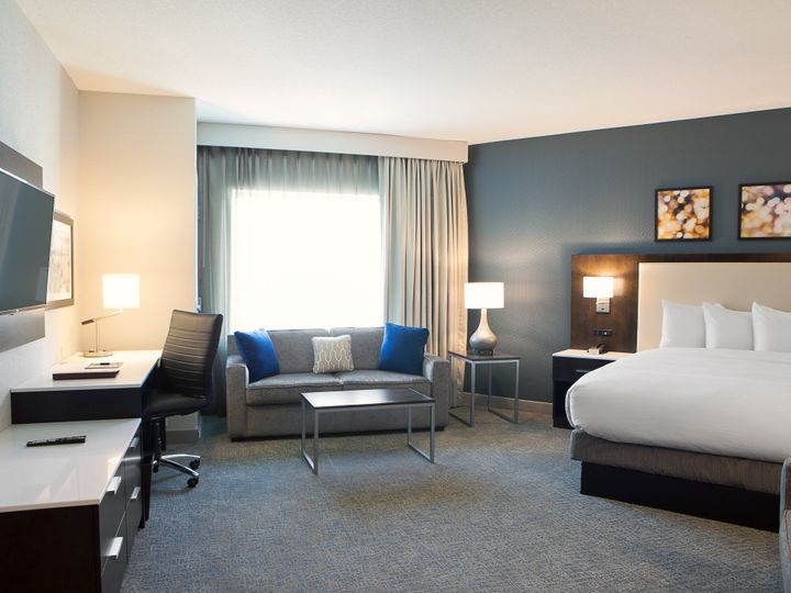 Tmx 1496414528664 King Suite Minneapolis, MN wedding venue