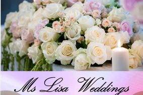 Ms. Lisa Weddings