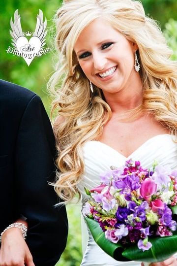 Bride walking own the aisle #DallasWeddingphotographer