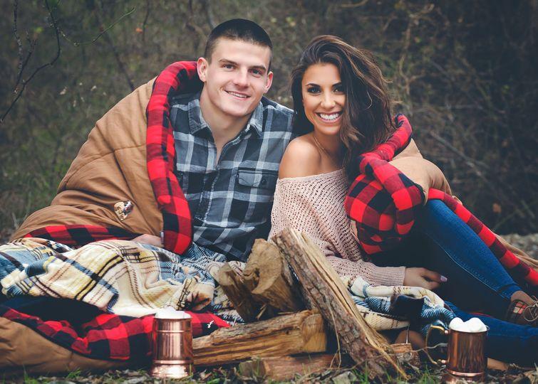 Engagements Dallas Cowboy Jeff heath & Wife Paige Cavalieri Dallas Cowboy Cheerleader