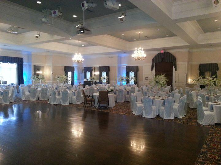 ballroom dancefloor