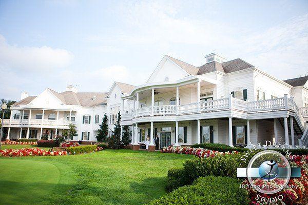 Tmx 1328133501192 BackofClubhouse Gainesville, VA wedding venue