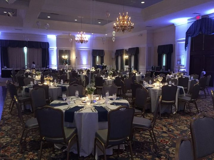 Tmx 1471631540091 Ballroom 2 Gainesville, VA wedding venue