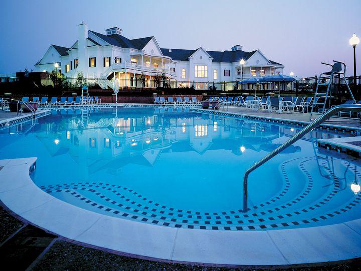 Tmx 1471631587014 Hhclubhouse Pool Gainesville, VA wedding venue