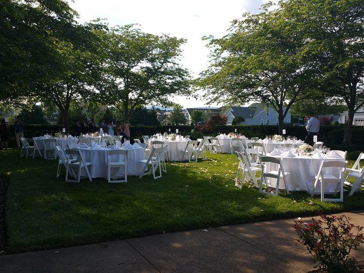 Tmx 1497883016662 Mansion Outdoor Reception Gainesville, VA wedding venue