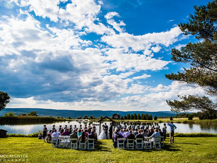 Tmx 1404933734705 Frans Point At Sarmas Pond  Mcallister Walpole wedding venue