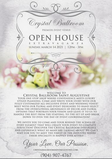 Crystal Ballroom St Augustine