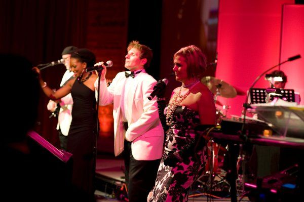 Professional and talented vocalists who can add personality and emcee the events of your reception.