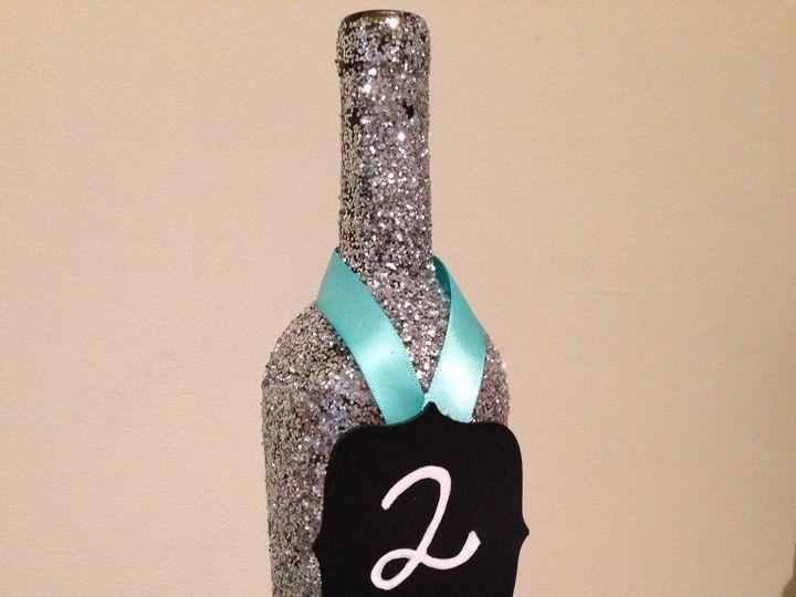 Tmx 1395760079325 Glitter Wine And Votives 00 Bridgeport wedding favor