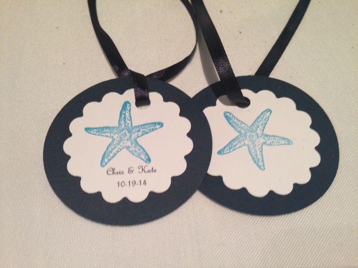 Tmx 1395760123807 Starfish Tags  Bridgeport wedding favor
