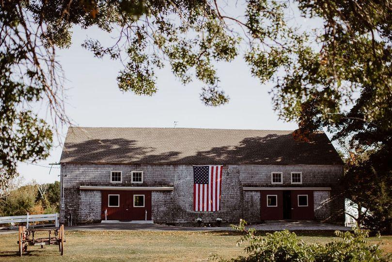 The Bradstreet Barn