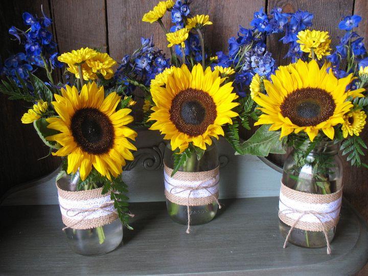 Tmx 1377552314991 Blue And White Wedding 349 Fraser, Colorado wedding florist