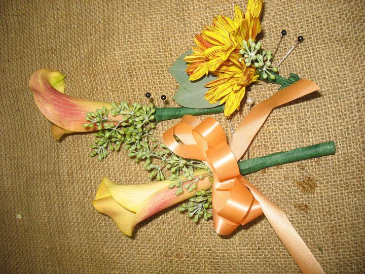 Tmx 1377552919835 Blue And White Wedding 377 Fraser, Colorado wedding florist