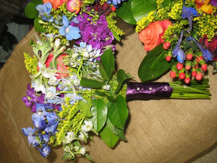 Tmx 1377553008013 Blue And White Wedding 378 Fraser, Colorado wedding florist