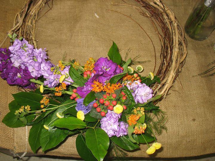 Tmx 1377553054725 Blue And White Wedding 381 Fraser, Colorado wedding florist