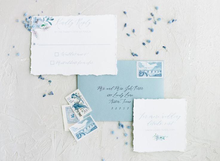 Invitation enclosure cards