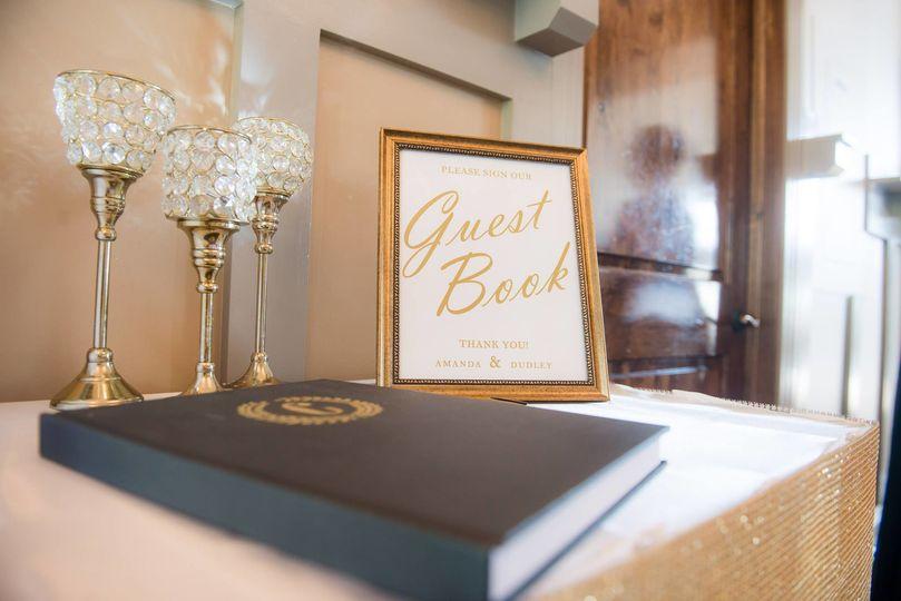 Guest logbook