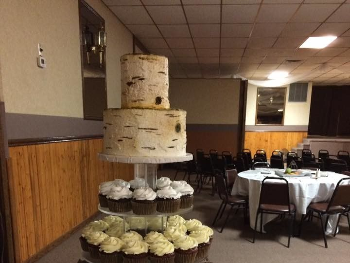 Tmx 1495743377854 Cupcakes   Birch Tree Menomonee Falls, WI wedding cake