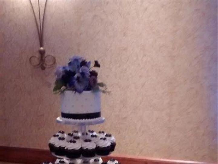 Tmx 1495743384829 Cupcakes On 5 Tier Stand Menomonee Falls, WI wedding cake