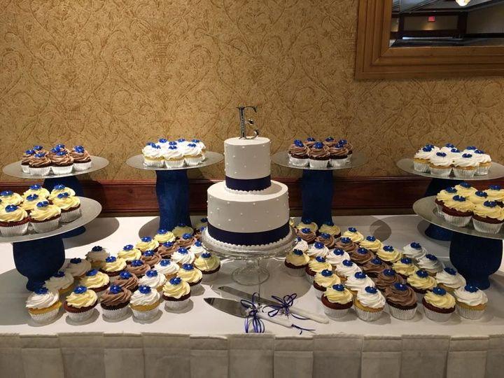 Tmx 1532741287 8ab49e3db7d398eb 1532741286 940f1dc67247e56f 1532741291423 7 Hilton Park Place Menomonee Falls, WI wedding cake