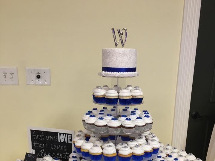 Tmx 1532741287 Eab75c1455419e44 1532741286 Eb14468882d0856d 1532741291418 6 Florian Park 2 Menomonee Falls, WI wedding cake