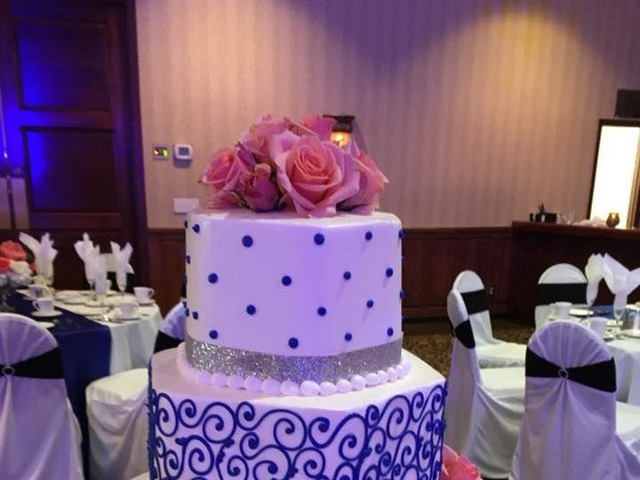 Tmx 1532741423 D324d6a09be79ea6 1532741422 5b301a443dded968 1532741433827 1 36114220 155876936 Menomonee Falls, WI wedding cake