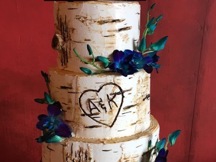 Tmx 2019 Birch 4 Tier 51 83734 1565316488 Menomonee Falls, WI wedding cake