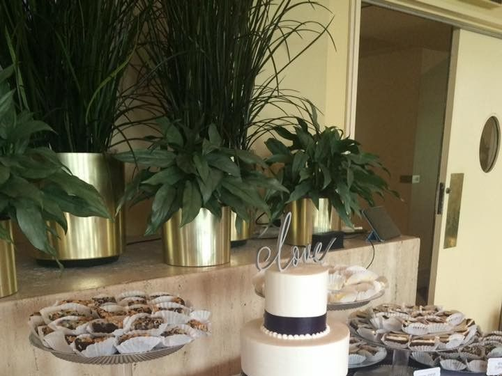 Tmx 2019 Cake With Brownies Copy 51 83734 1565316186 Menomonee Falls, WI wedding cake