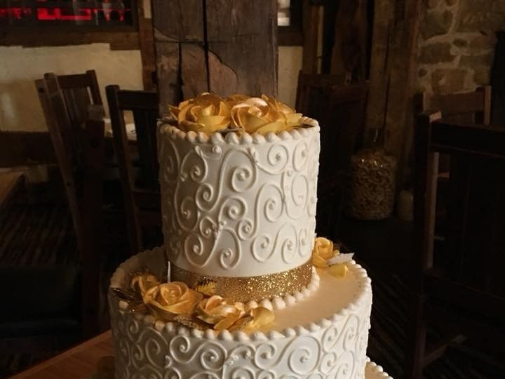 Tmx 2019 Golden Anniv  51 83734 1565314970 Menomonee Falls, WI wedding cake