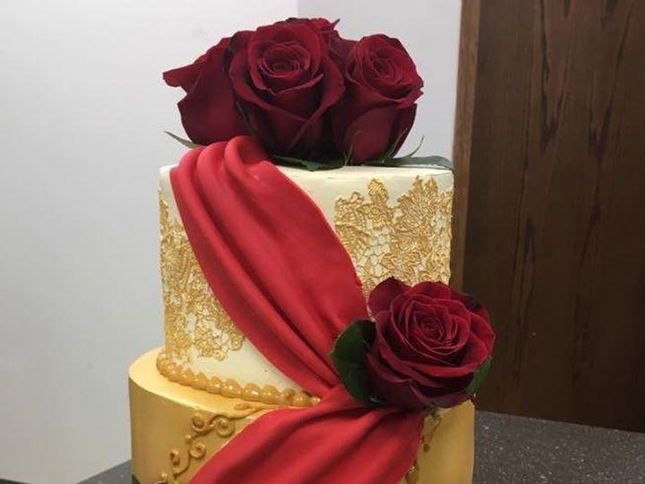 Tmx 2019 Indian Inspired 51 83734 1565314969 Menomonee Falls, WI wedding cake