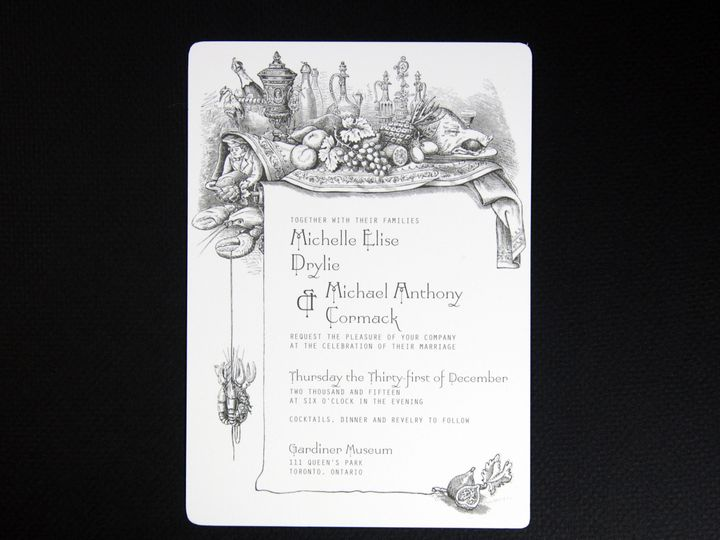 Tmx 1468674913653 Dsc0501 1 Brooklyn wedding invitation