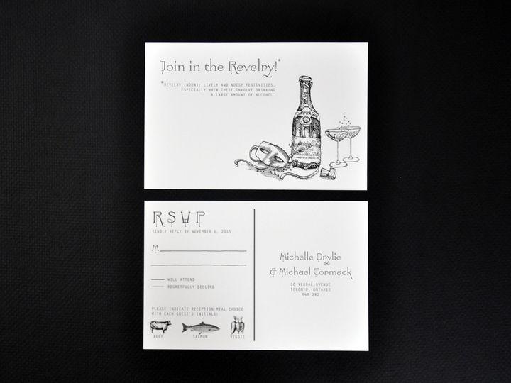 Tmx 1468674930228 Dsc0503 Brooklyn wedding invitation