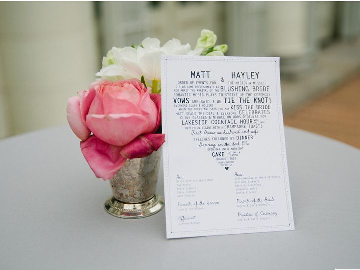 Tmx 1468674998818 Hm3 Brooklyn wedding invitation