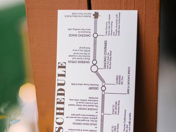 Tmx 1468675229981 Pamela And Bryanwedding 5299 Brooklyn wedding invitation