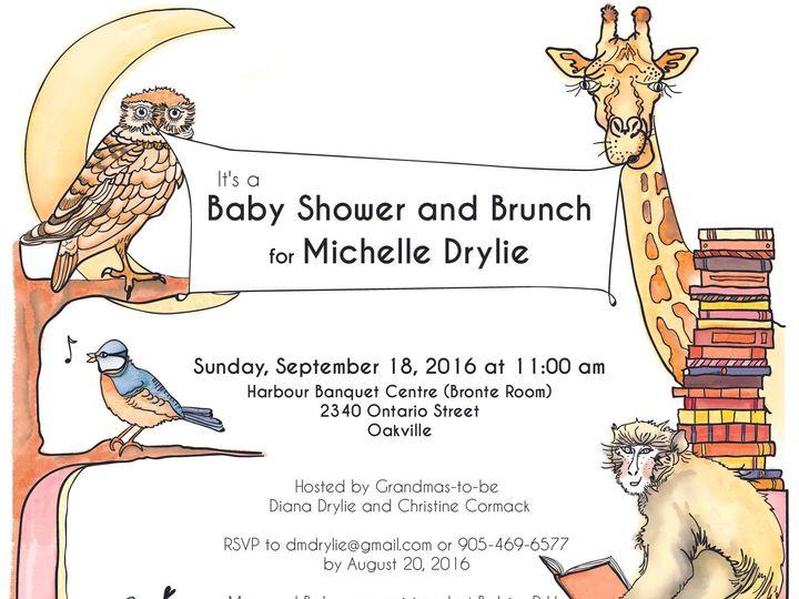 Tmx 1468675260886 Image1 Brooklyn wedding invitation