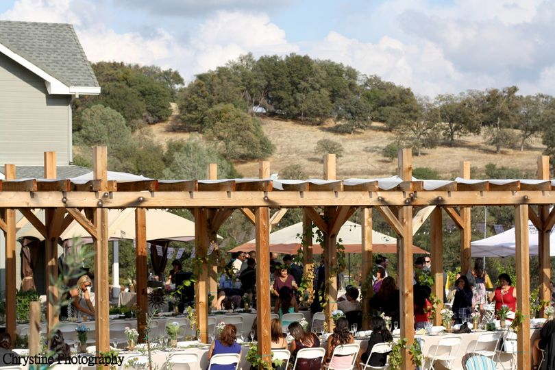 The Mediterranean-inspired Trellises feature a bocce ball court, grape vines, and views of the...