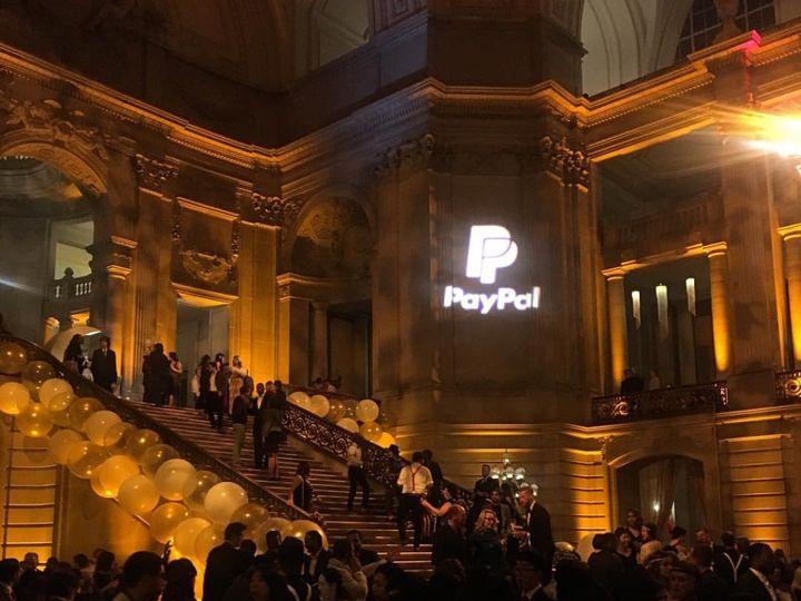 Tmx Paypal Party 51 984734 San Francisco, CA wedding band