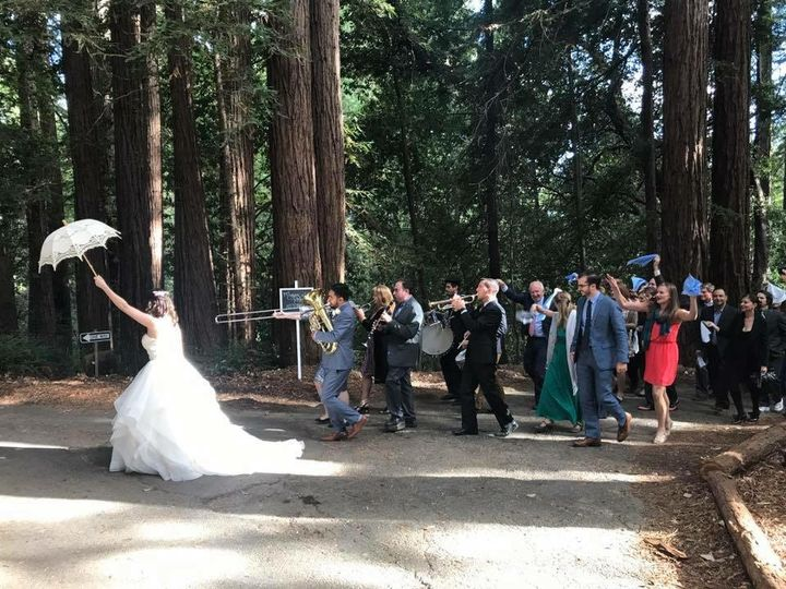 Tmx Second Line 51 984734 San Francisco, CA wedding band