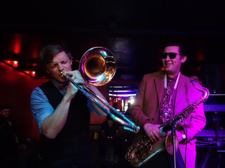 Tmx Skylark Horns 51 984734 San Francisco, CA wedding band