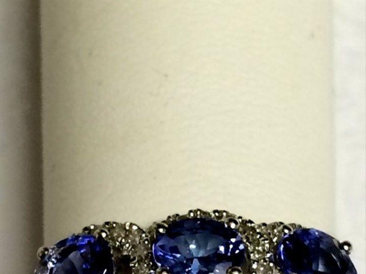 Tmx 1474130677369 3stonetanz Lansdowne, PA wedding jewelry