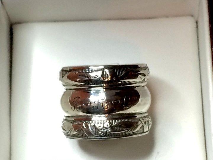 Tmx 1474132036505 Bacring1 Lansdowne, PA wedding jewelry