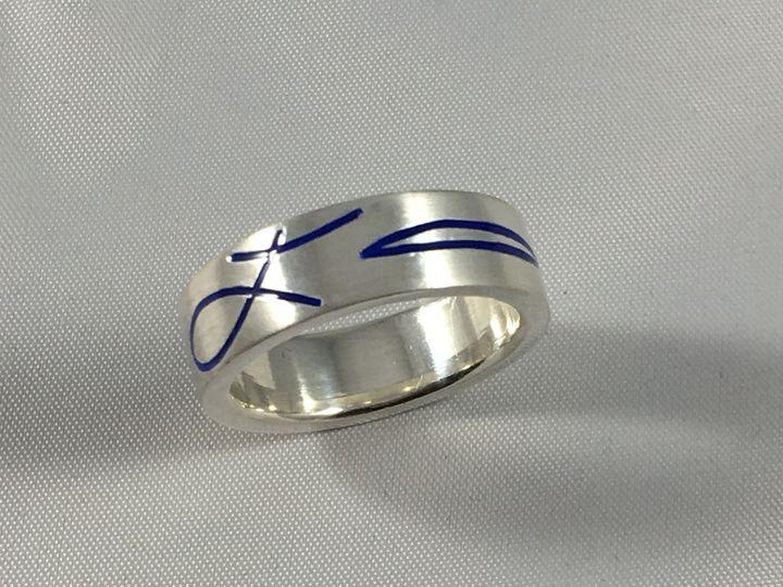 Tmx 1519244829 F170dbc598d12ebb 1519244827 33bf93c53fe71aee 1519244821191 4 LENGRAVEWORDS Lansdowne, PA wedding jewelry